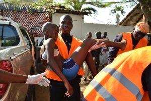 Es el primer ataque de este tipo en el país. Foto:AFP