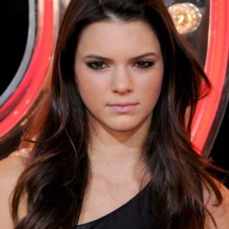 En el caso de Kendall no se necesitó mucho. Foto:vía Getty Images