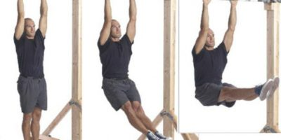 7 ejercicios que los ayudarán a marcar el abdomen bajo