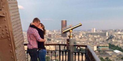 Esta pareja se hizo viral luego que Jen Hurd Bohn tratara de encontralos mediante la red social. Foto:Vía facebook.com/jen.h.bohn