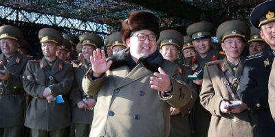 La ONU quiere procesar a Kim Jong Un por crímenes contra la humanidad. Foto:AFP