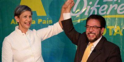 Viuda del izquierdista Ramón Almánzar será la compañera de boleta de Guillermo Moreno