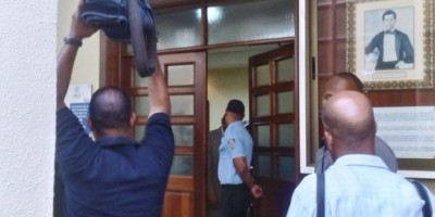 Coerción contra Blas Peralta será el miércoles por falta de un abogado