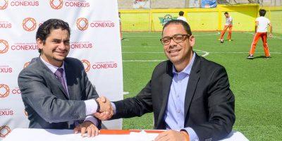Escuela promueve fútbol en la formación de valores