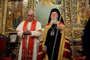 Francisco ha trabajado con otras religiones Foto:Fuente Externa