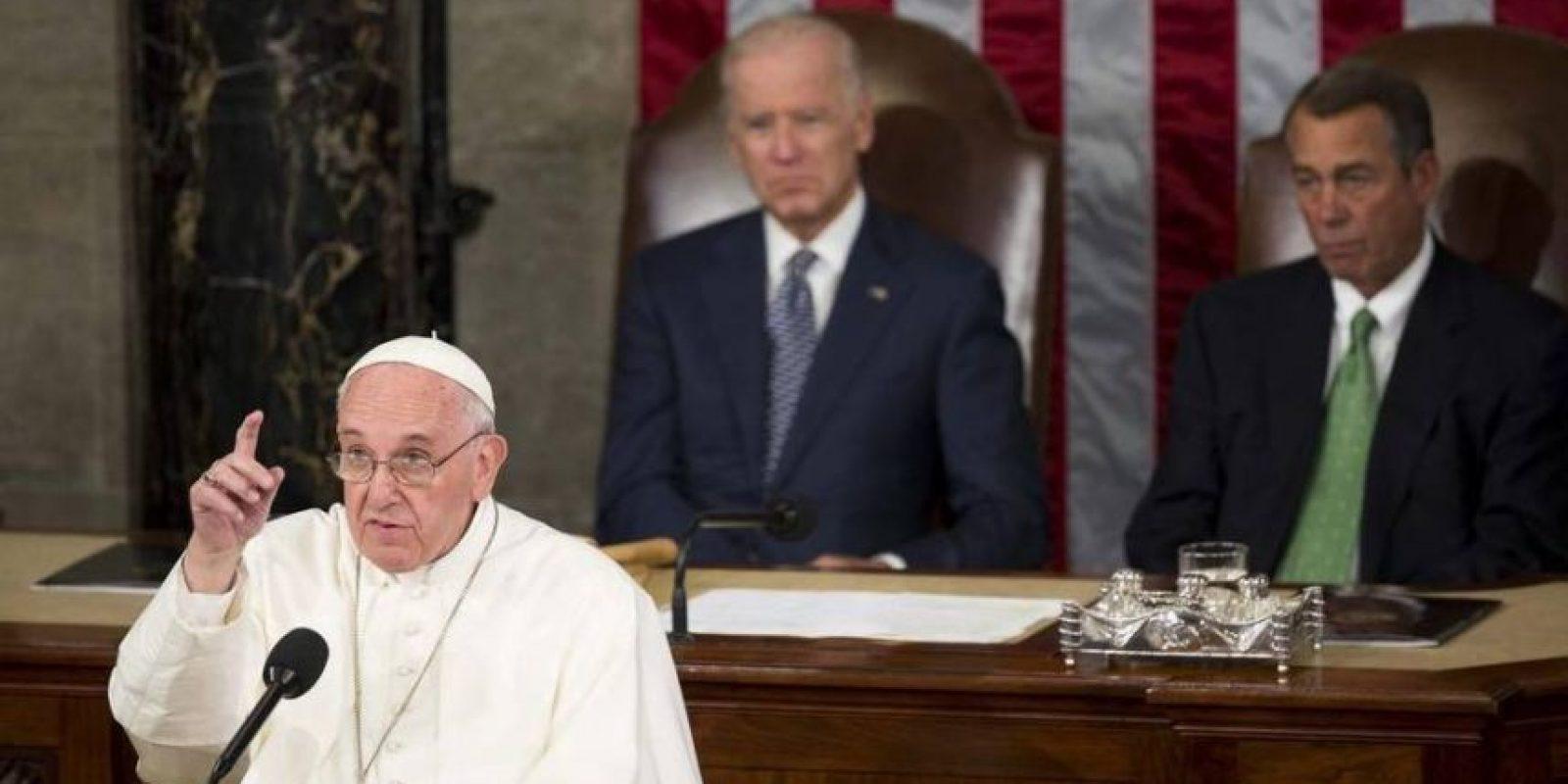 El Papa ha realizado viajes apostólico Foto:Fuente Externa