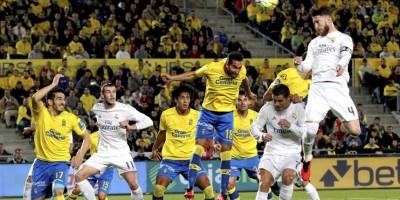 Real Madrid y Sevilla ganan en La Liga