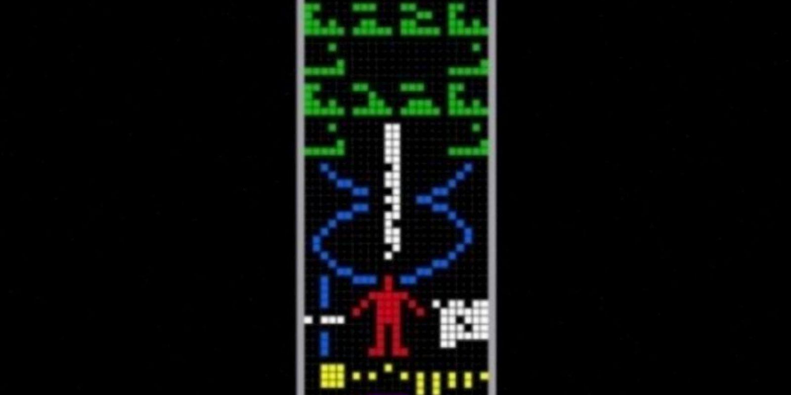 Se envió el 16 de noviembre de 1974. Fue dirigido al cúmulo de estrellas llamado M13, a una distancia de 25 mil años luz Foto:Wikimedia.org