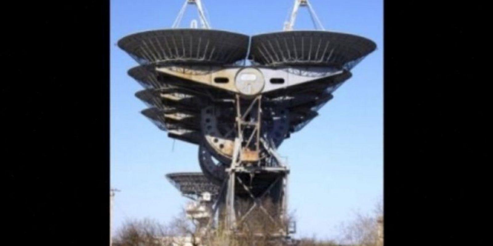 En 1999 y 2001 se volvieron a transmitir mensajes Foto:Wikimedia.org