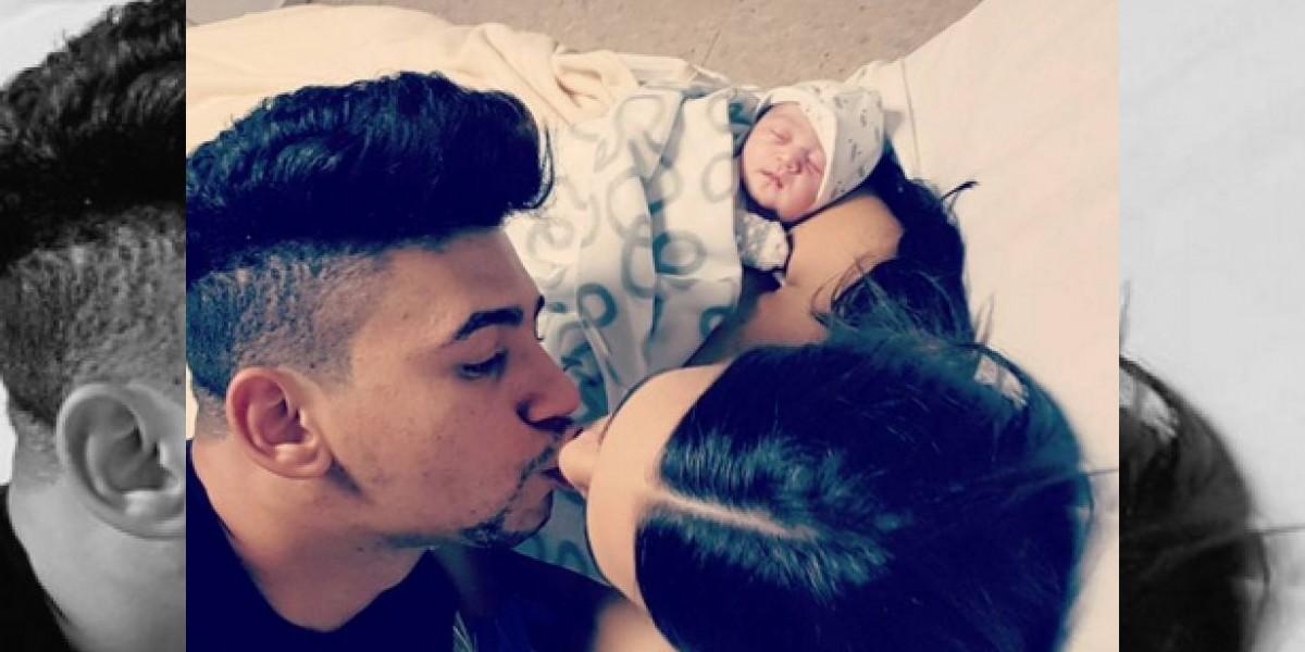 El Poeta Callejero se estrena como padre