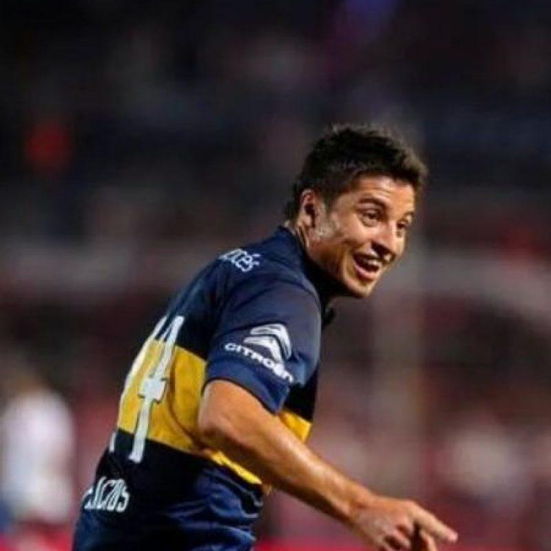 Es delantero de Boca Juniors Foto:Boca Juniors