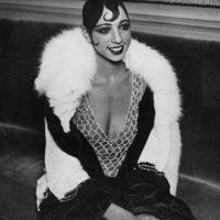 La legendaria Josephine Baker Foto:Getty Image
