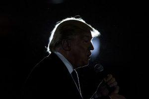El 16 de junio de 2015, en la ciudad de Nueva York, Trump anunció su precandidatura . Foto:AFP