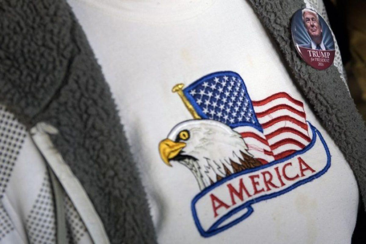 Algunos miembros de su partido no quieren que sea nominado como candidato a la Casa Blanca. Foto:AFP