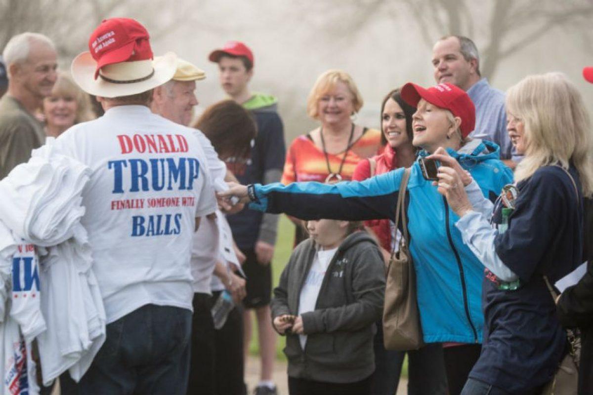 """Su partido comenzará a usar la fórmula conocida como 'winner-take-all"""". Foto:AFP"""