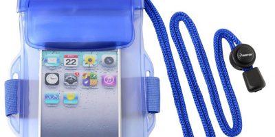 Bolso impermeable para celulares