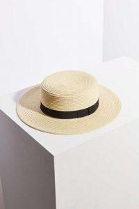 Sombrero tipo fedora