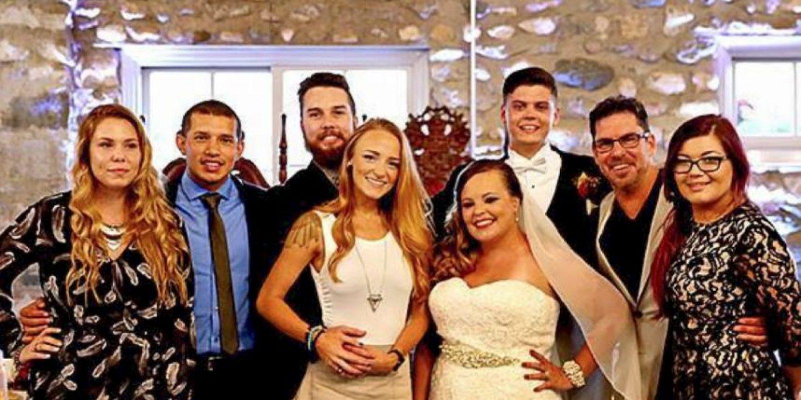 Tuvieron otra hija y se casaron. Foto:vía Instagram