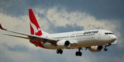 Quantas- Australia Foto:Getty Images
