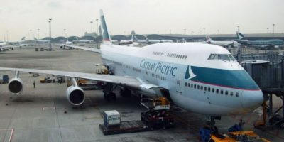 Cathay Pacific Airways-Hong Kong Foto: Getty Images