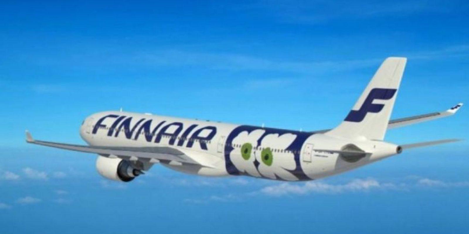 Finnair- Finlandia Foto:Vía Facebook.com/Finnair