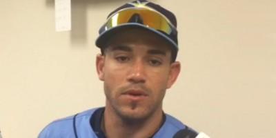 Los Rays anunciaron su roster para partido en Cuba