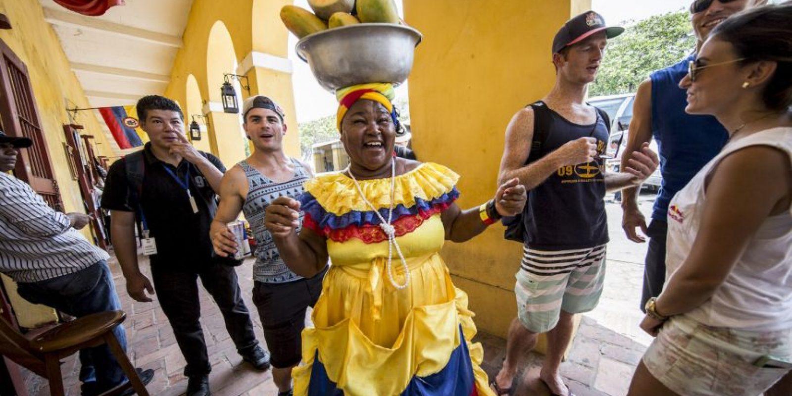 Cartagena. Foto:Getty Images