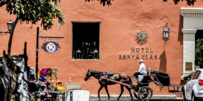 Cartagena de Indias es la capital del departamento de Bolívar, Colombia. Foto:Getty Images