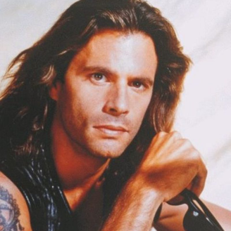 """Protagonizó """"El Renegado"""", de 1992 a 1997. Foto:vía USA Network"""