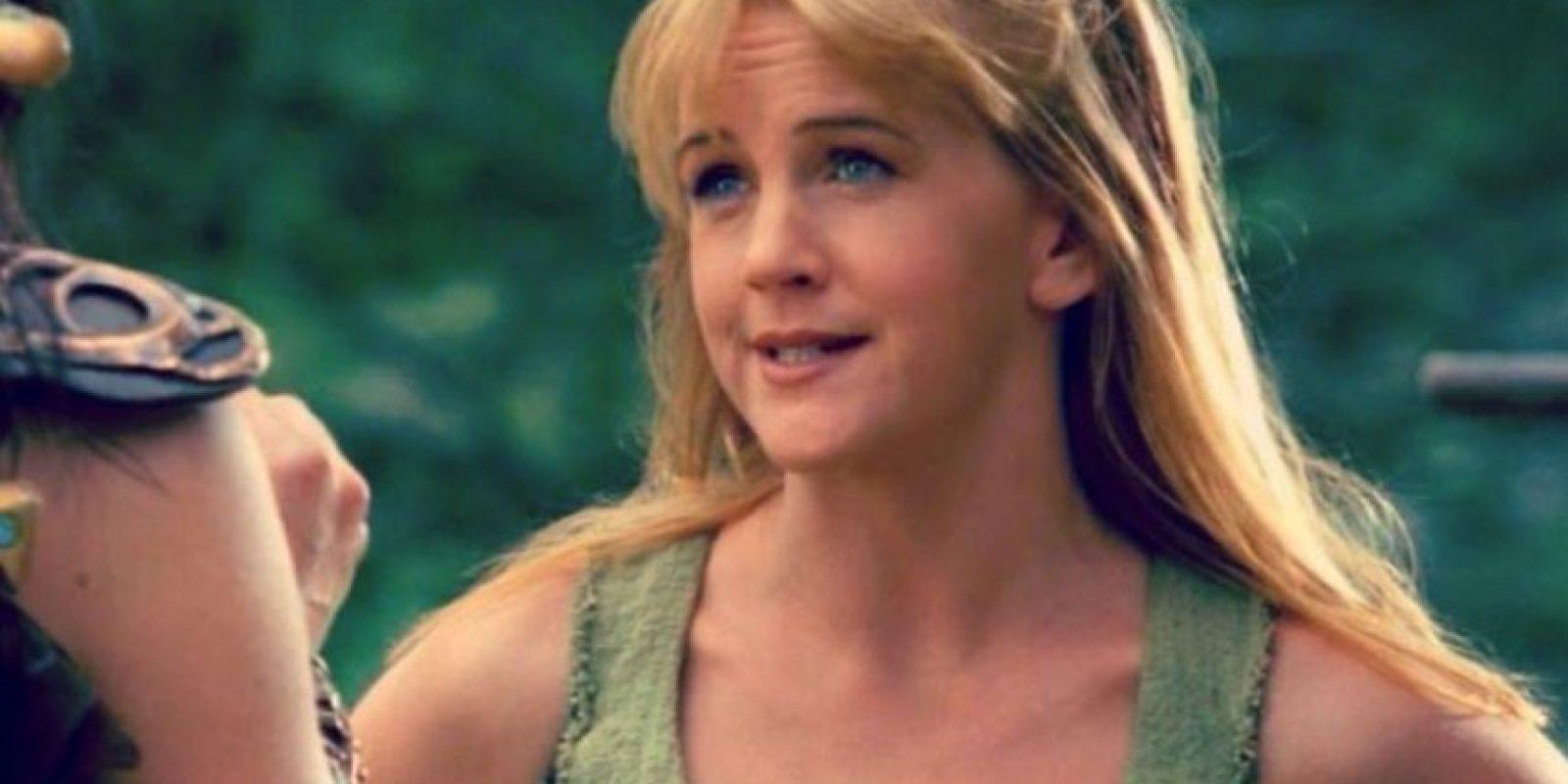 "Renée O'Connor Interpretó a ""Gabrielle"" Foto:Vía facebook.com/ROC"