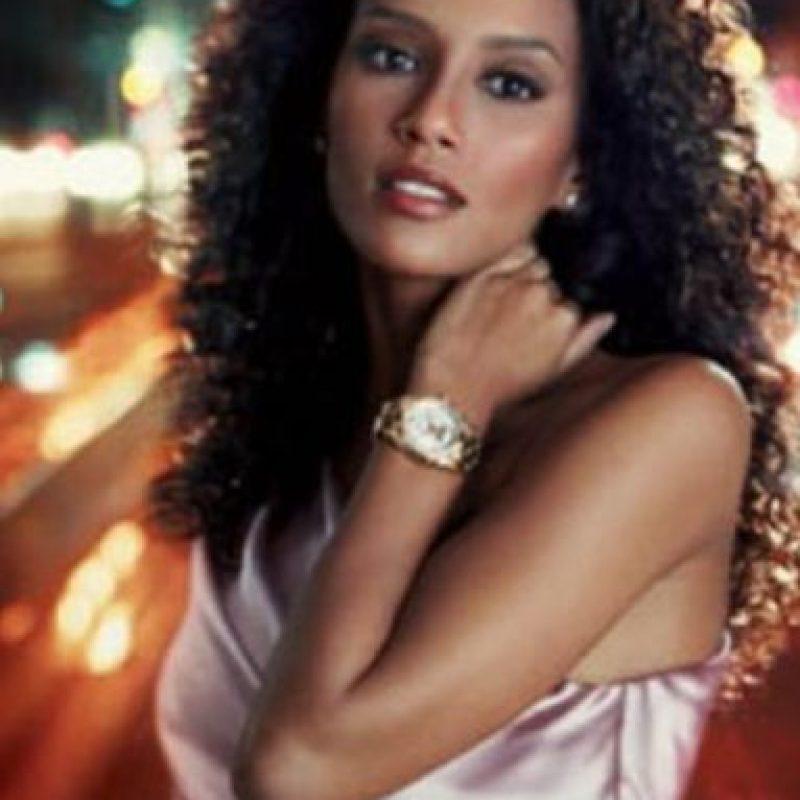 Es la única protagonista negra en estelarizar telenovelas de alta factura. Foto:vía Globo