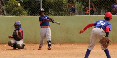 Liga Quique Cruz logra dos triunfos en torneo béisbol del Distrito Nacional
