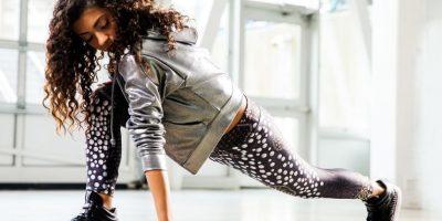 Bailar es una manera rápida y divertida de ponerte en forma. Foto:Fuente externa
