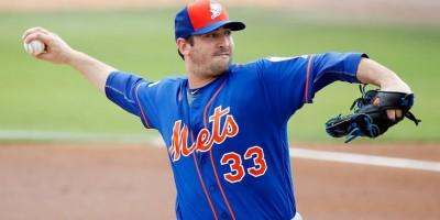 Mets anuncia a Matt Harvey para abrir el juego inaugural
