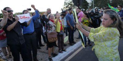 El que fungía como jefe de gabinete, Jaques Wagner, se convertirá en el jefe de la oficina de Rousseff. Foto:AP
