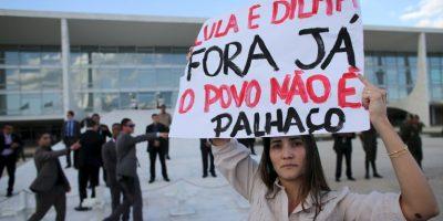 De 2005 a 2010 Rousseff fue jefa de gabinete de Lula. Foto:AP