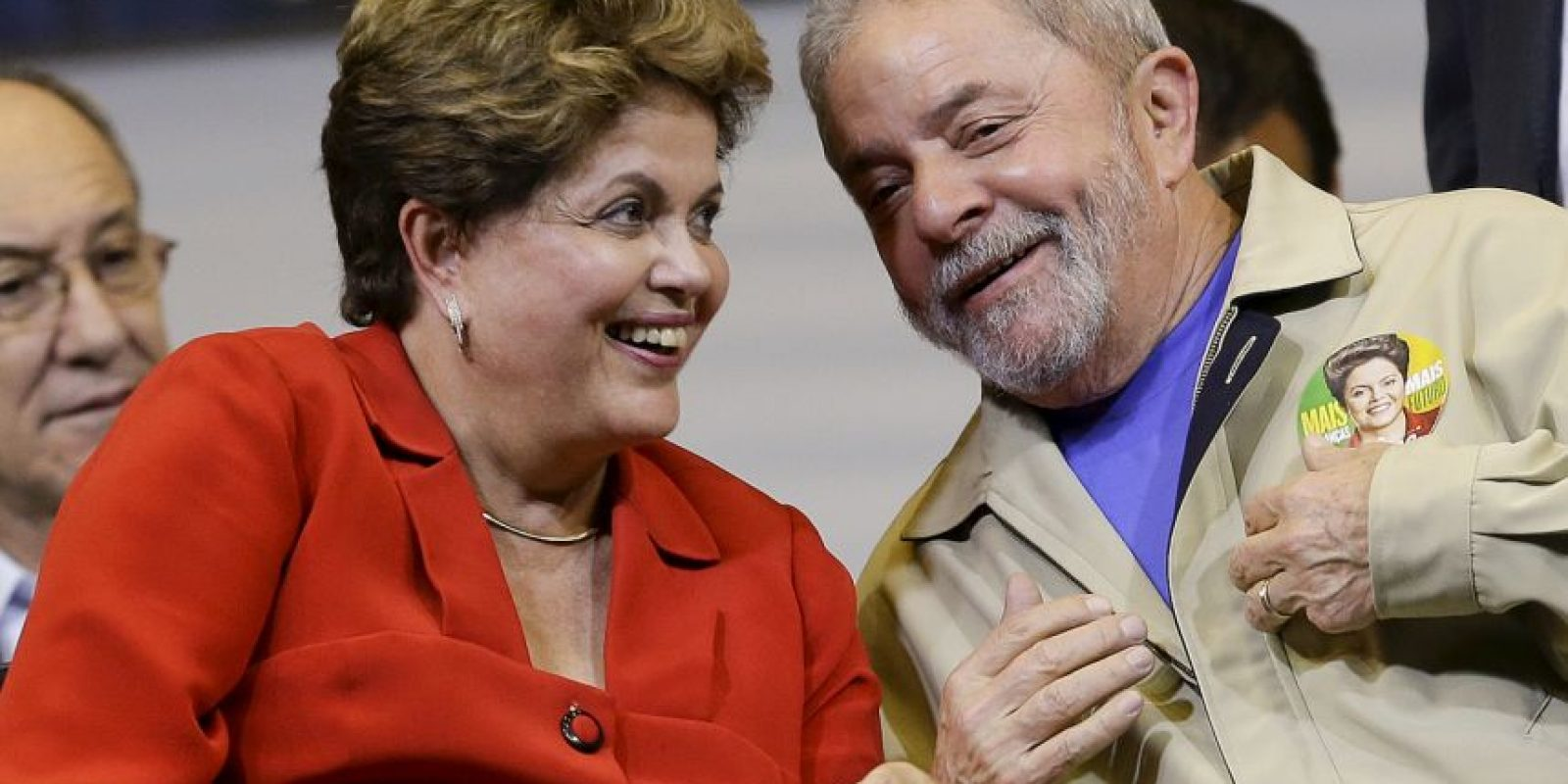Lula da Silva, jefe de gabinete. Foto:AP