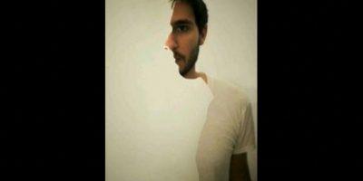 ¿Está de frente o de perfil? Foto:Twitter.com – Archivo