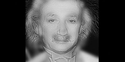 Algunas ilusiones ópticas son creadas. ¿A quién ven aquí? ¿Marilyn Monroe o Albert Einstein? Foto:mit.edu – Aude Oliva