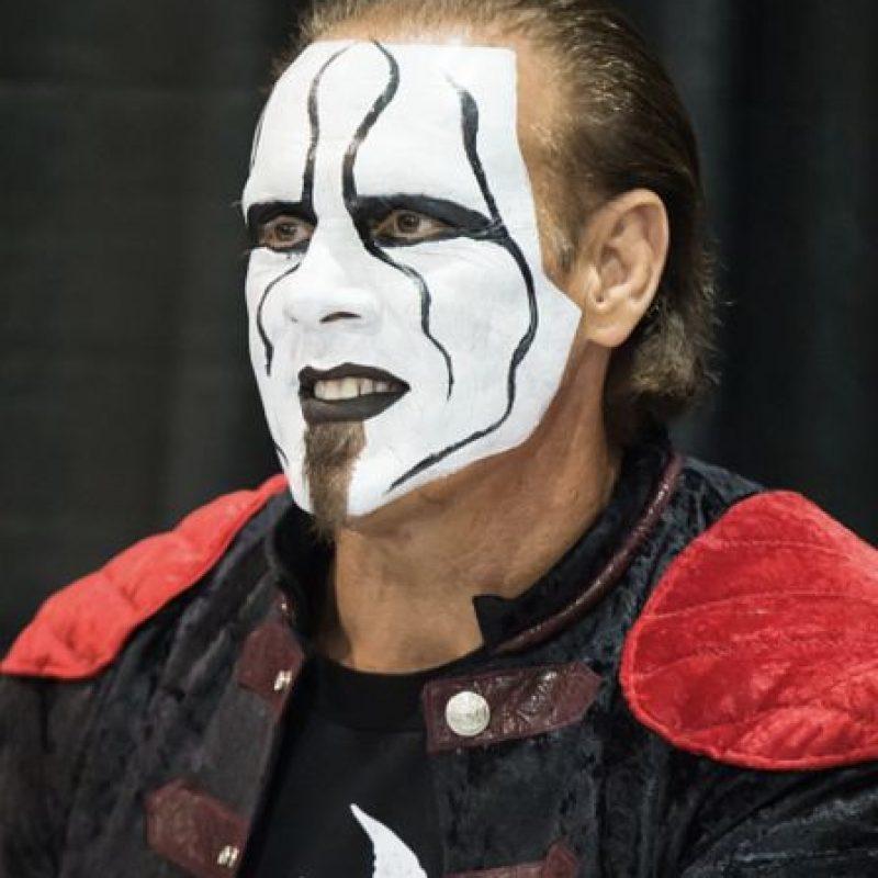 Es 8 veces Campeón de Pesos Pesados de la WCW. Foto:Getty Images