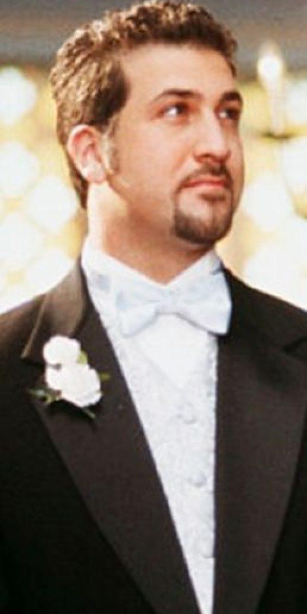 """Joey Fatone era el """"Primo Angelo"""", que molestaba al novio de """"Toula"""" con groserías en griego. Foto:vía IFC Films"""