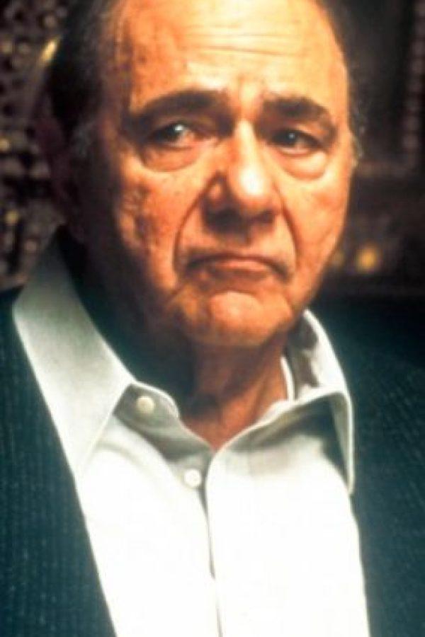 "Michael Konstantine era ""Gus Portokalos"", el tradicional padre de ""Toula"". Foto:vía IFC Films"