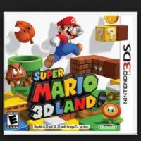 "9.- ""Super Mario 3D Land"" para Nintendo 3DS. Foto:Nintendo"