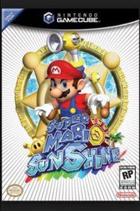 "6.- ""Super Mario Sunshine"" para Nintendo GameCube. Foto:Nintendo"