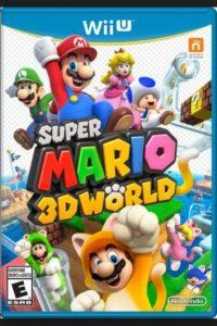 "5.- ""Super Mario 3D World"" para Nintendo Wii. Foto:Nintendo"