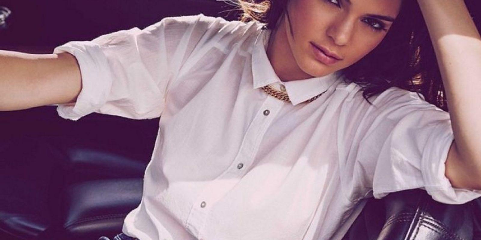 Kendall Jenner Foto:Vía instagram.com/kendalljenner/