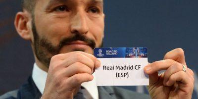 Polémica en sorteo de Champions League por la suerte del Real Madrid