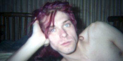 """Cuando era pequeño, se sabía los diálogos completos de la película """"Close Encounters Of The Third Kind"""" (""""Encuentros Cercanos del Tercer Tipo). Foto:vía facebook Cobain: Montage of Heck"""