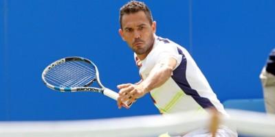 Víctor Estrella cae en primera ronda en el Challenger de Guadalajara