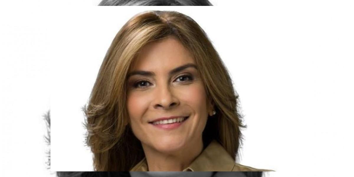 Carolina Mejía dice que la inseguridad es una realidad y no una percepción